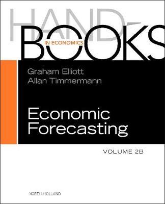 Handbook of Economic Forecasting by Graham Elliott