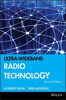 Ultra-wideband Radio Technology book