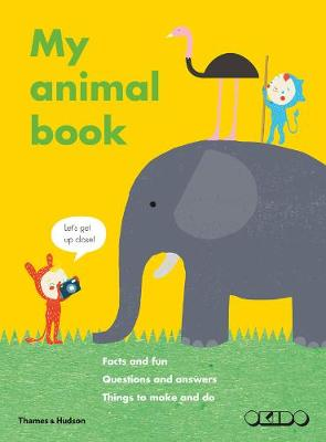 My Animal Book by Okido