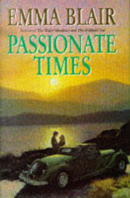 Passionate Times by Emma Blair