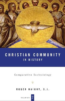 Christian Community in History Comparative Ecclesiology v. 2 by Roger Haight