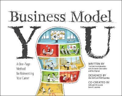Business Model You by Alexander Osterwalder