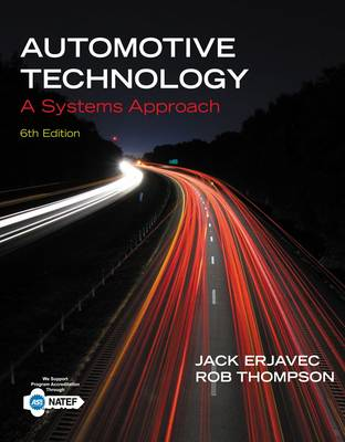 Automotive Technology: A Systems Approach by Rob Thompson