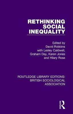 Rethinking Social Inequality by David Robbins