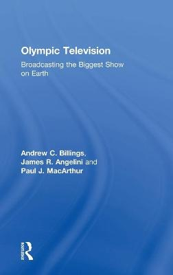Olympic Television book