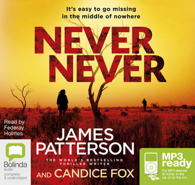 Never Never by James Patterson
