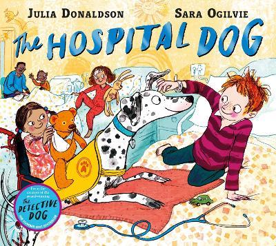 The Hospital Dog book