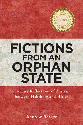 Fictions from an Orphan State by Andrew Barker