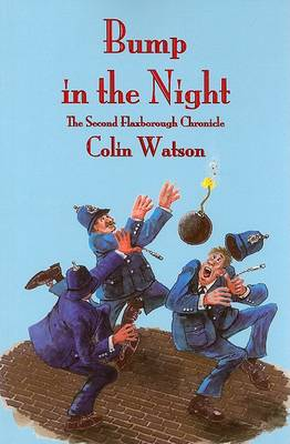 Bump in the Night book