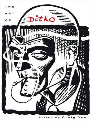Art Of Ditko book