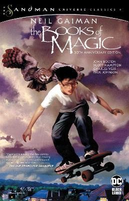 The Books of Magic 30th Anniversary Edition book