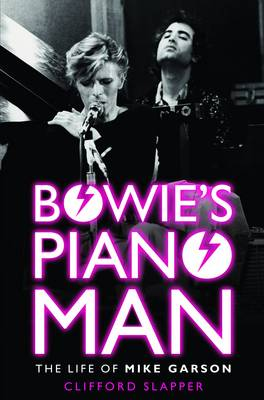 Bowie's Piano Man by Clifford Slapper