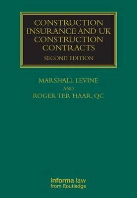 Construction Insurance and UK Construction Contracts book