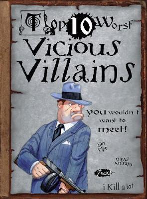 Vicious Villains book