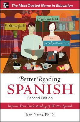 Better Reading Spanish by Jean Yates