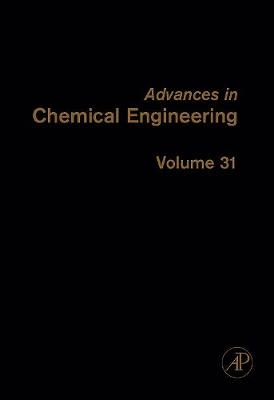 Advances in Chemical Engineering book