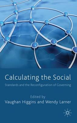 Calculating the Social by Vaughan Higgins