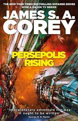 Persepolis Rising by James S. A. Corey