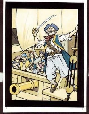 Pirates by John Green