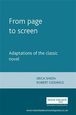 From Page to Screen by Erica Sheen