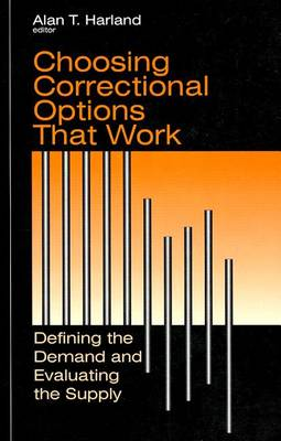 Choosing Correctional Options That Work by Alan Harland