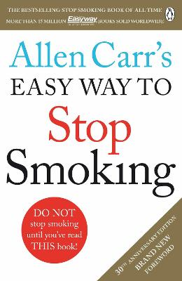 Allen Carr's Easy Way to Stop Smoking book