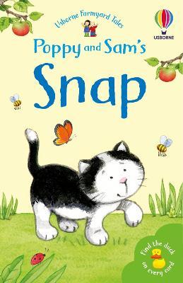 Poppy and Sam's Snap Cards by Sam Taplin