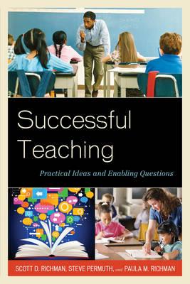 Successful Teaching by Paula Richman