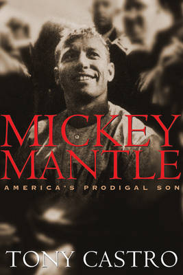 Mickey Mantle book