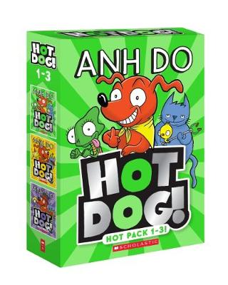Hotdog! Hot Pack 1-3! by Anh Do