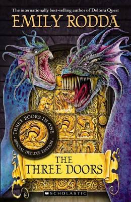 Three Doors Trilogy Bind-Up by Emily Rodda