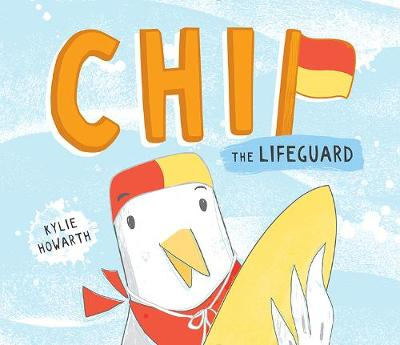 Chip The Lifeguard book