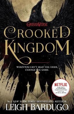 Six of Crows: Crooked Kingdom book