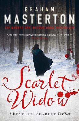 Scarlet Widow by Graham Masterton