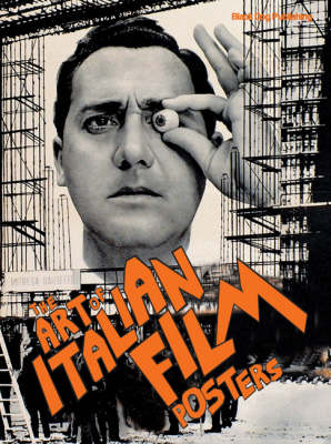 The Art of Italian Film Posters by Mel Bagshaw