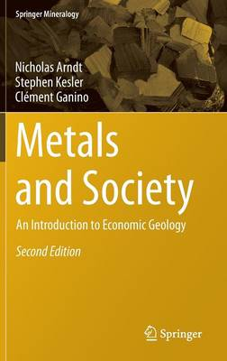 Metals and Society by Nicholas Arndt