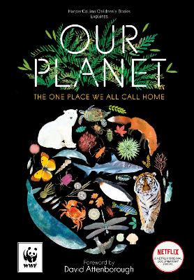 Our Planet: The One Place We All Call Home by Matt Whyman