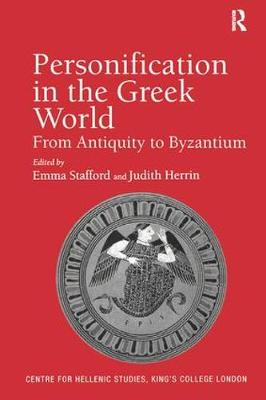 Personification in the Greek World by Judith Herrin
