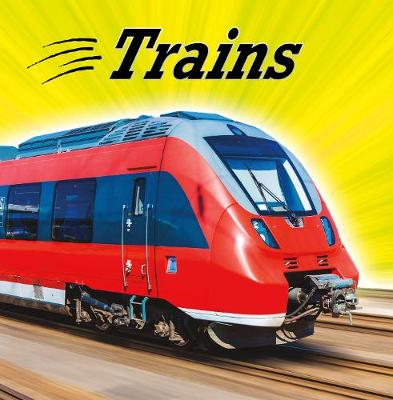 Trains by Mari Schuh
