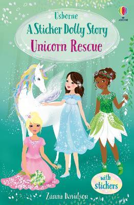 Unicorn Rescue book