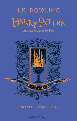 Harry Potter and the Goblet of Fire - Ravenclaw Edition by J.K. Rowling