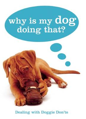 Why Is My Dog Doing That? by Gwen Bailey