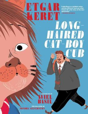 Long-haired Cat-boy Cub by Etgar Keret