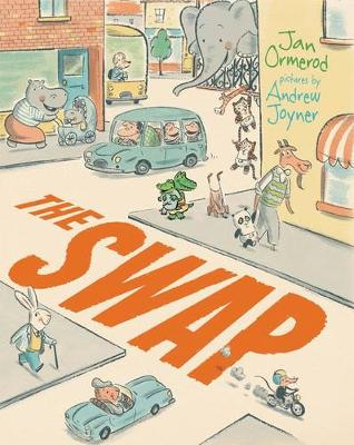 The Swap by Jan Ormerod