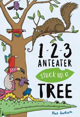 123, Anteater Stuck Up A Tree by Max Jackson