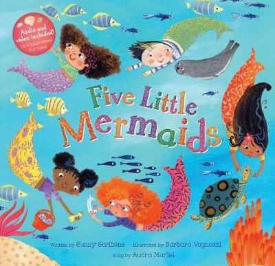 Five Little Mermaids by Sunny Scribens