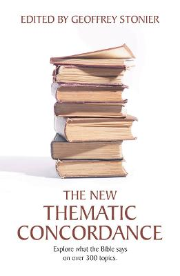New Thematic Concordance book