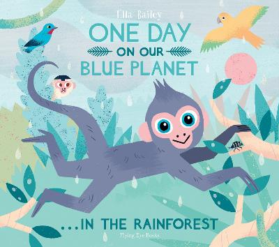 One Day on our Blue Planet: In the Rainforest (Paperback) book