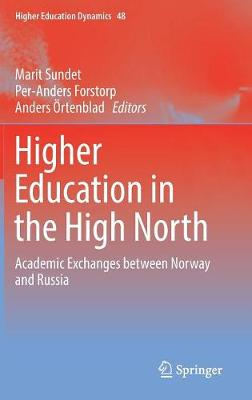 Higher Education in the High North by Anders Ortenblad