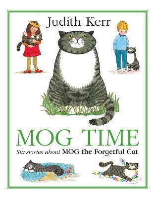 Mog Time Treasury by Judith Kerr